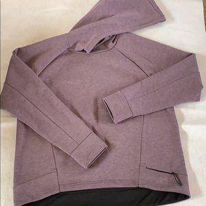 Lucy purple hoodie